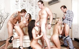 Students came to visit girlfriends at dorm room with the sole one aim to make love